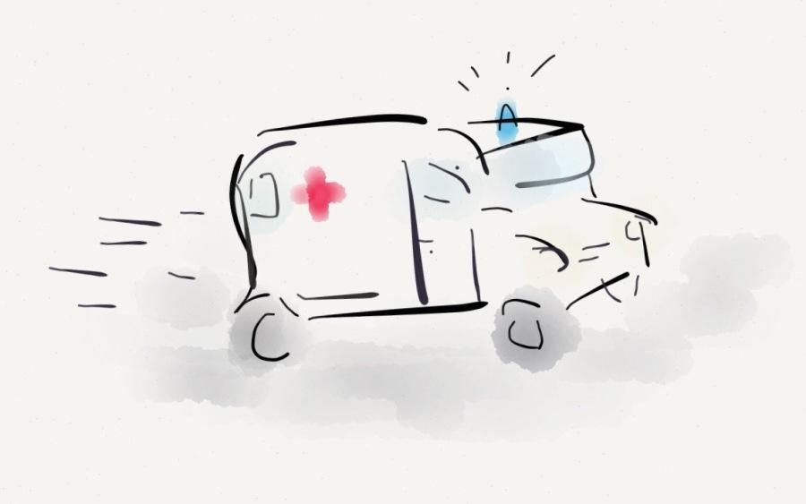 Hospital shenanigans