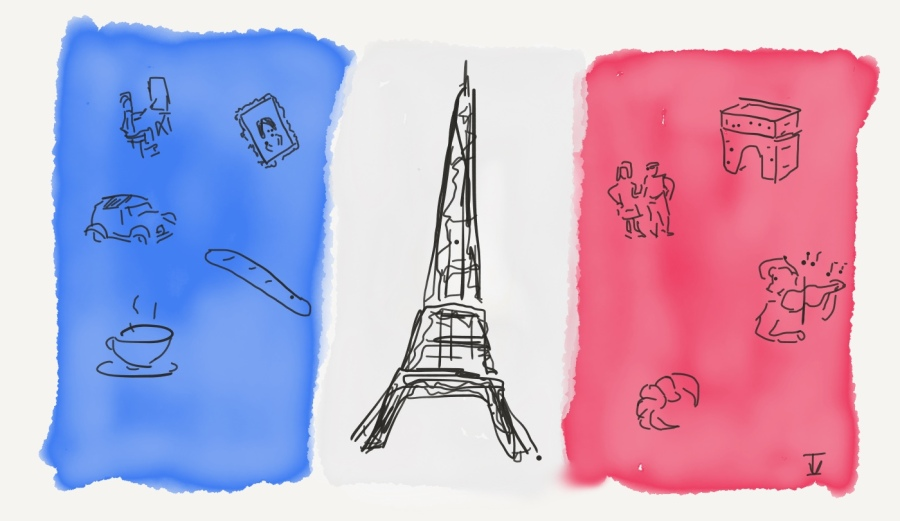 Paris, the Eiffel tower and more